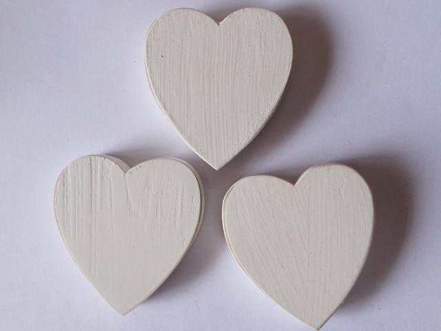 Đồ chơi gỗ hình trái tim